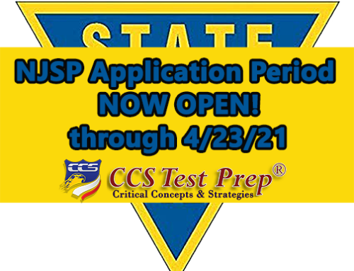 NJSP Exam Preparation – CCS Test Prep®